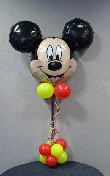 Micky Head centerpiece
