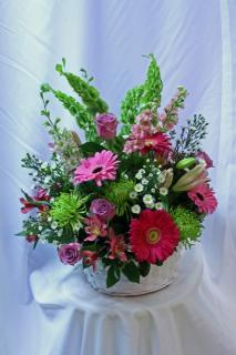 Bountiful Spring basket