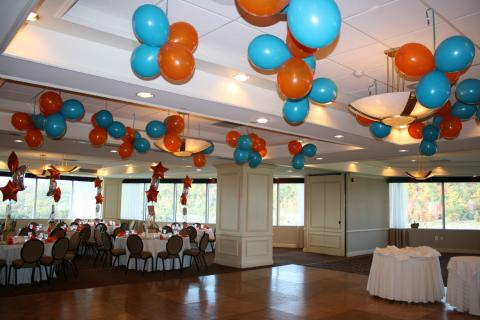 Balloon Ceiling Clusters (2)