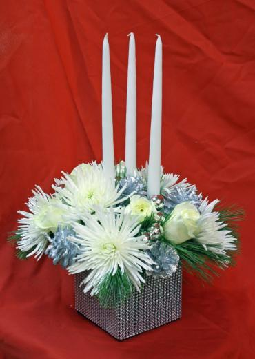 Sterling Holidays Centerpiece