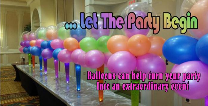 Balloon Parties