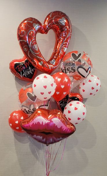 Ultimate  Love Balloon Bouquet