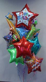 Birthday Stars Bouquet