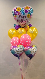Mother\'s Day Hearts Bouquet