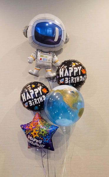 Man on the Moon Birthday Bundle